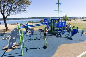 perfect budget playground | Henderson Recreation