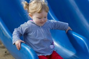 newly designed freestanding slides | Henderson Recreation