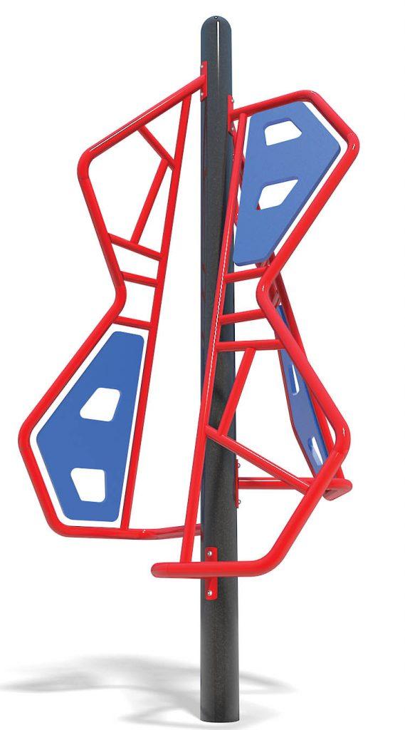 Cubist Climber 3